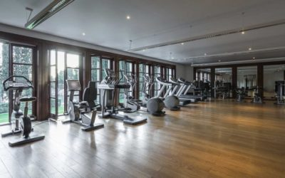 How Fitness Center Design Impacts Worksite Wellness