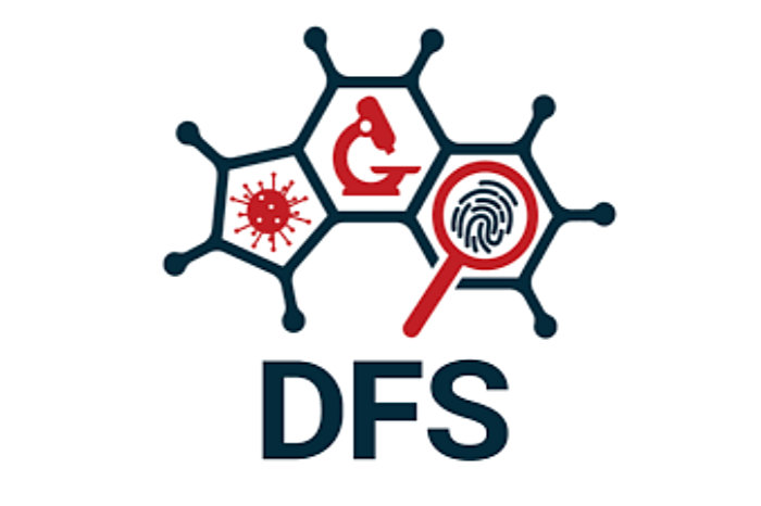 Department of Forensics Logo