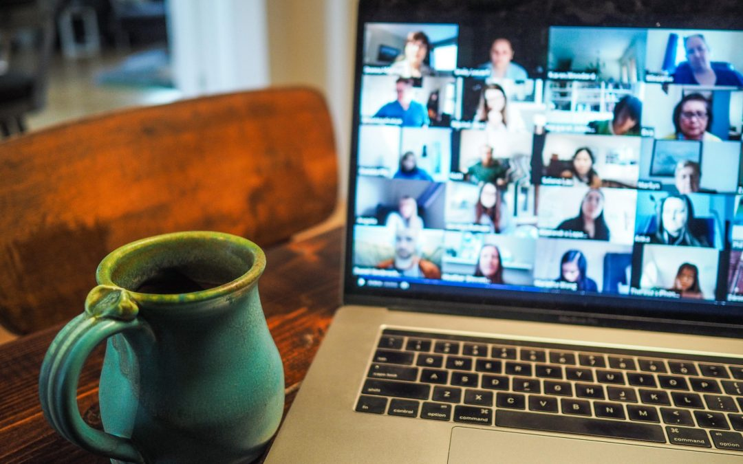 Designing Virtual Learning Experiences and Meetings that Foster Wellbeing
